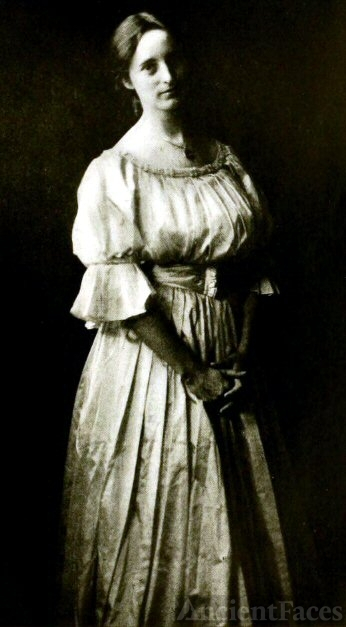 Ethel Mildred Crow, West Virginia, 1908