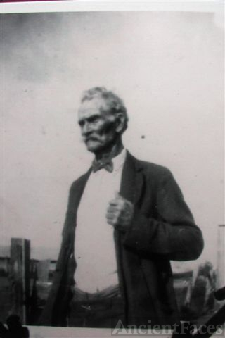 John Ballard James, Father of Ida James