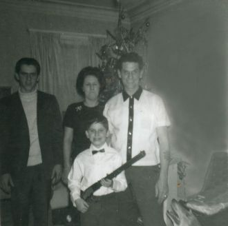 Volborth Family, 1962