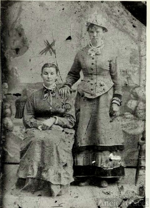 Lucinda Alton & Mary Cantwell