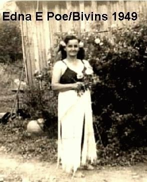 Edna Earle Poe/Knight