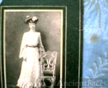 Unknown Female, Found in Orr Photos