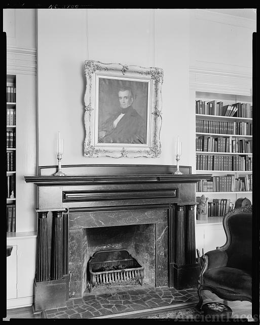 William K. Polk House, Warrenton, Warren County, North...