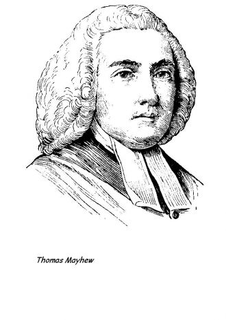 Thomas Mayhew, Governor