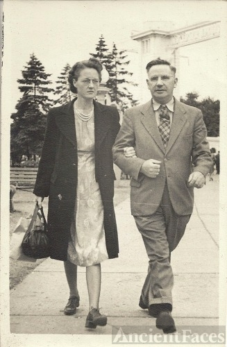 Agnes & William Hall