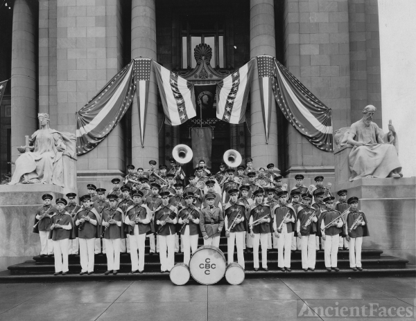 Christian Brothers Band - Easter Sunday 1932