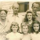 Wiley family, Minden, Louisiana 1940