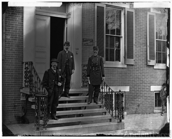 Washington, District of Columbia. Gen. William Hoffman...