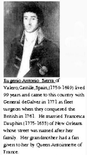A photo of Eugenio Antonio  Sierra