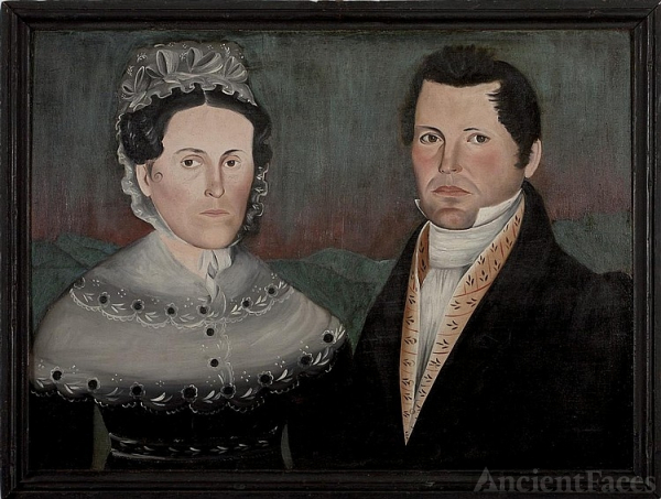 Samuel & Eunice (Church) Judkins