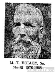 Milledge T. Holley