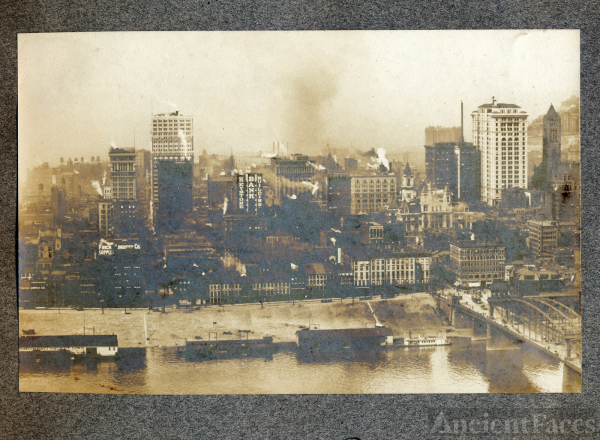 Pittsburg, Pennsylvania c1900