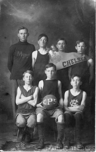 Chelsea Basketball Team