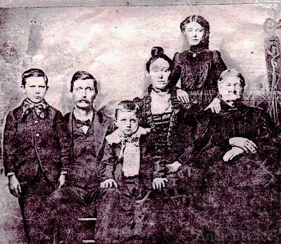 Whitfield Family, Mt.View, AR: MISER-JOHNS- FELTON-CHAPPELL Families