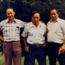 Raymond J, Jack, and Joe Ollari