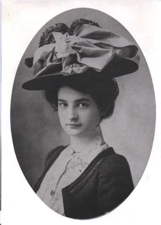 A photo of Madge (Shipman) Briggs