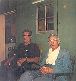 Lester and Lenny Coulter