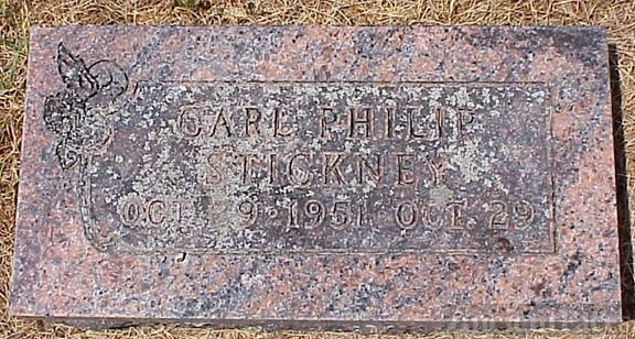 Carl Philip Stickney