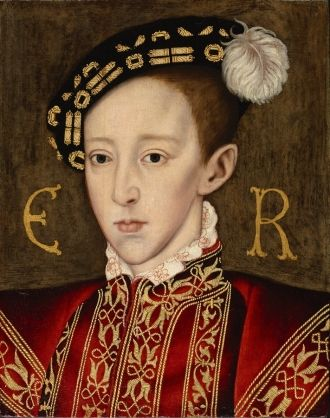 A photo of Prince Edward Vi of England
