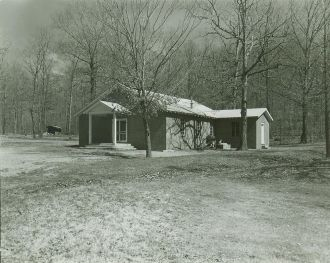 Tharpe Church of Christ, TN 1966