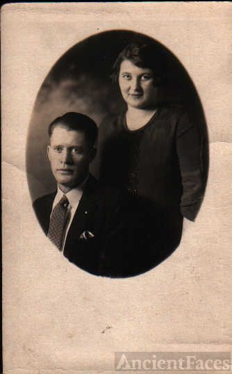 Raymond and Margaret Thompson Myers