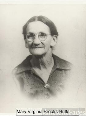 Mary Virginia Brooks