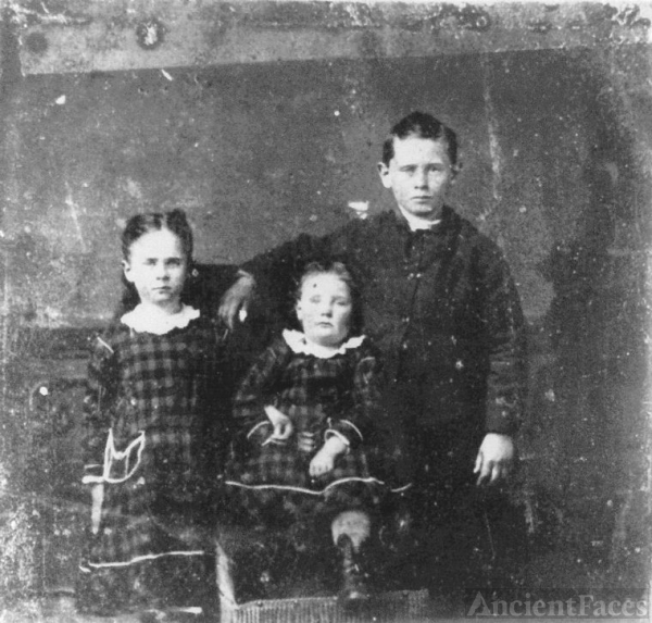 children of Joseph K.Clark and Mary(Viele)Clark's
