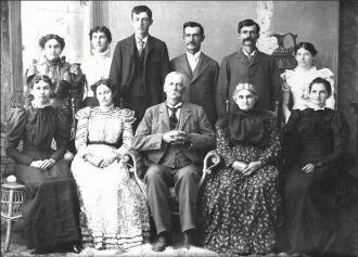 John A. Batchelder Family