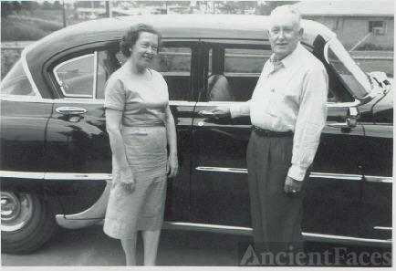 Thelma and Sam Sanders