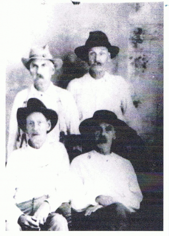 FOUR WALKER BROTHERS  1895