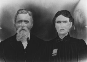 John and Caroline Collins Snider