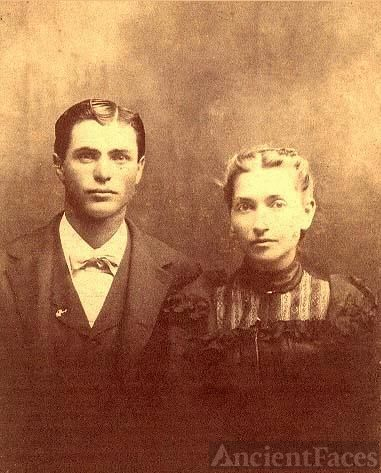 Nannie May Constant & William Henry York