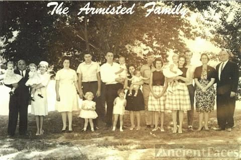 The Family Of Lewis Felton Armistead
