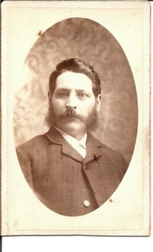 My Great Great Great Grandfather John Howard
