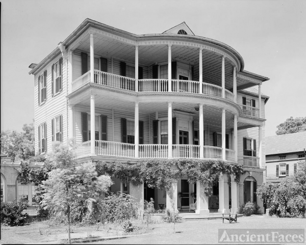 William Drayton House 1937