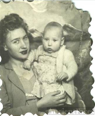 Joyce Rhoades & Daughter