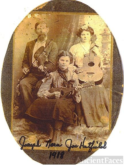 Joseph Hatfield & Daughters