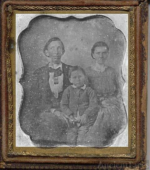 Unknown Vining Family