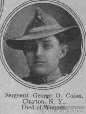 Sergeant George O. Colon