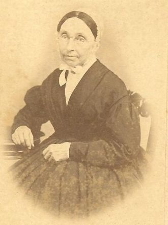 A photo of Phebe Slade