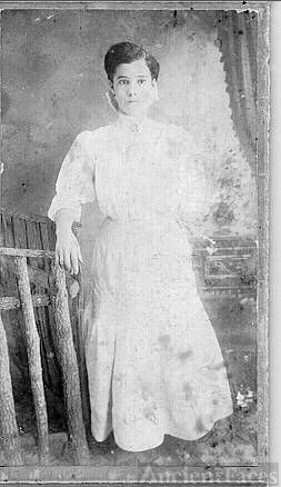 Addie Beatrice (Rimbey) Reeves, MO 1903