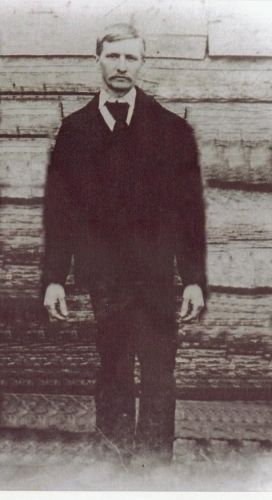 A photo of James Hardin (Pappy) Richey
