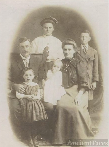 Henry B. Norman family