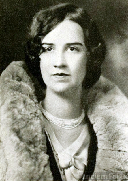 Cecelia Ariail, South Carolina, 1930