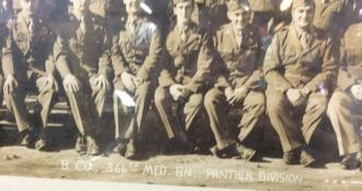 B Company, 366th MED Arkansas