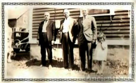 Gregoire, George, Wilfred & Phyllis Despathy