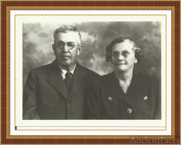 Joseph and Frances (Greteman) Spitz