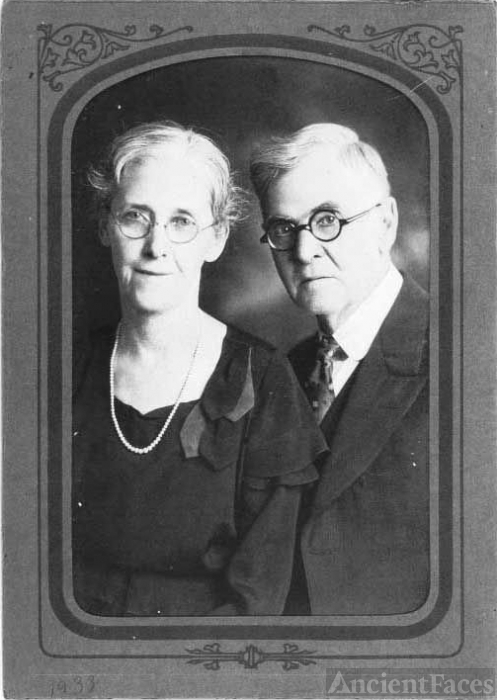 Maxwell and Ada Jane Harader McKenzie