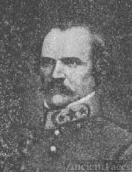 Confederate General Albert Sidney Johnston