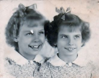 Cornelia Sue Allen and Jo Ann Allen
